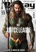 Blu-ray Magazin JL Aquaman