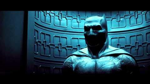 Batman v Superman Dawn of Justice Teaser Trailer (Official)