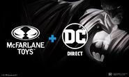 DC Direct brand