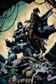 Forever Evil Arkham War Vol 1 6 Sans Texte
