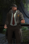 Harvey Bullock (Greenhouse) DCUO