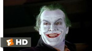 Batman (1-5) Movie CLIP - You Can Call Me Joker (1989) HD