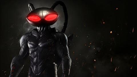 Injustice 2 - ¡Presentando a Black Manta!