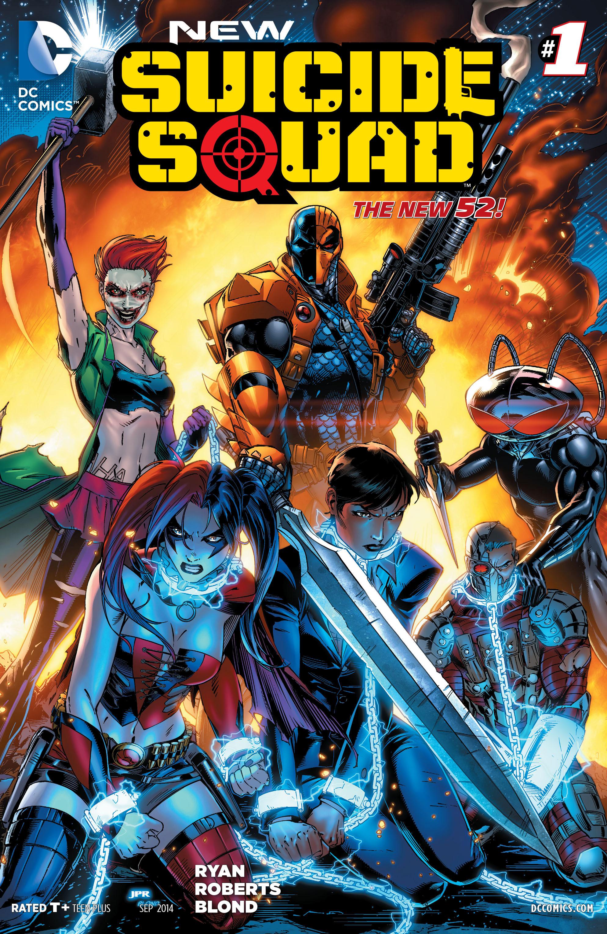 New Suicide Squad (Volumen 1)