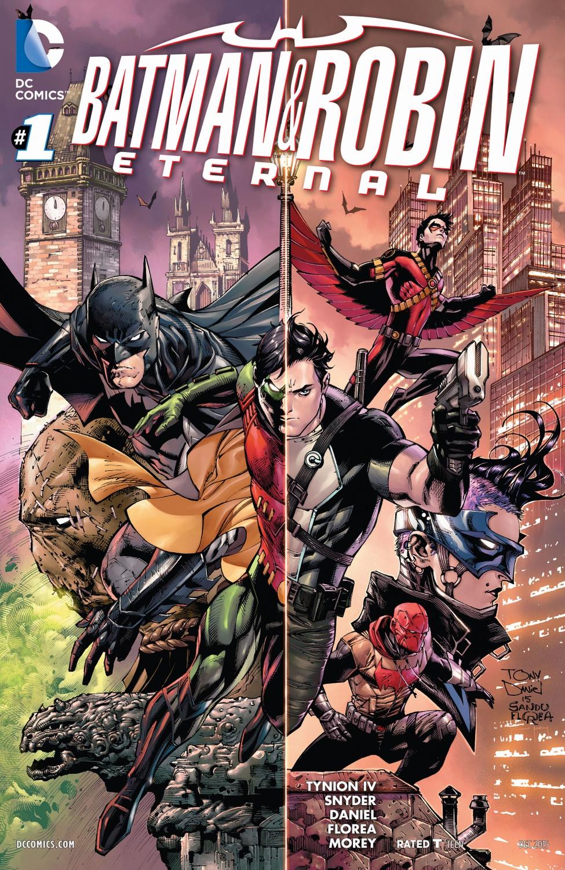 Batman and Robin Eternal (Volumen 1)