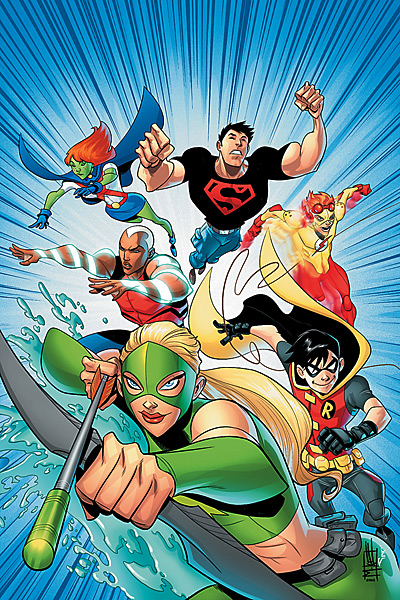 Young Justice (Volumen 2)