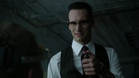Adelanto - Solo es cuestión de tiempo antes de que Gotham explote.