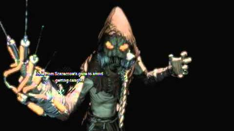 Batman Arkham Asylum - Game Over Scarecrow