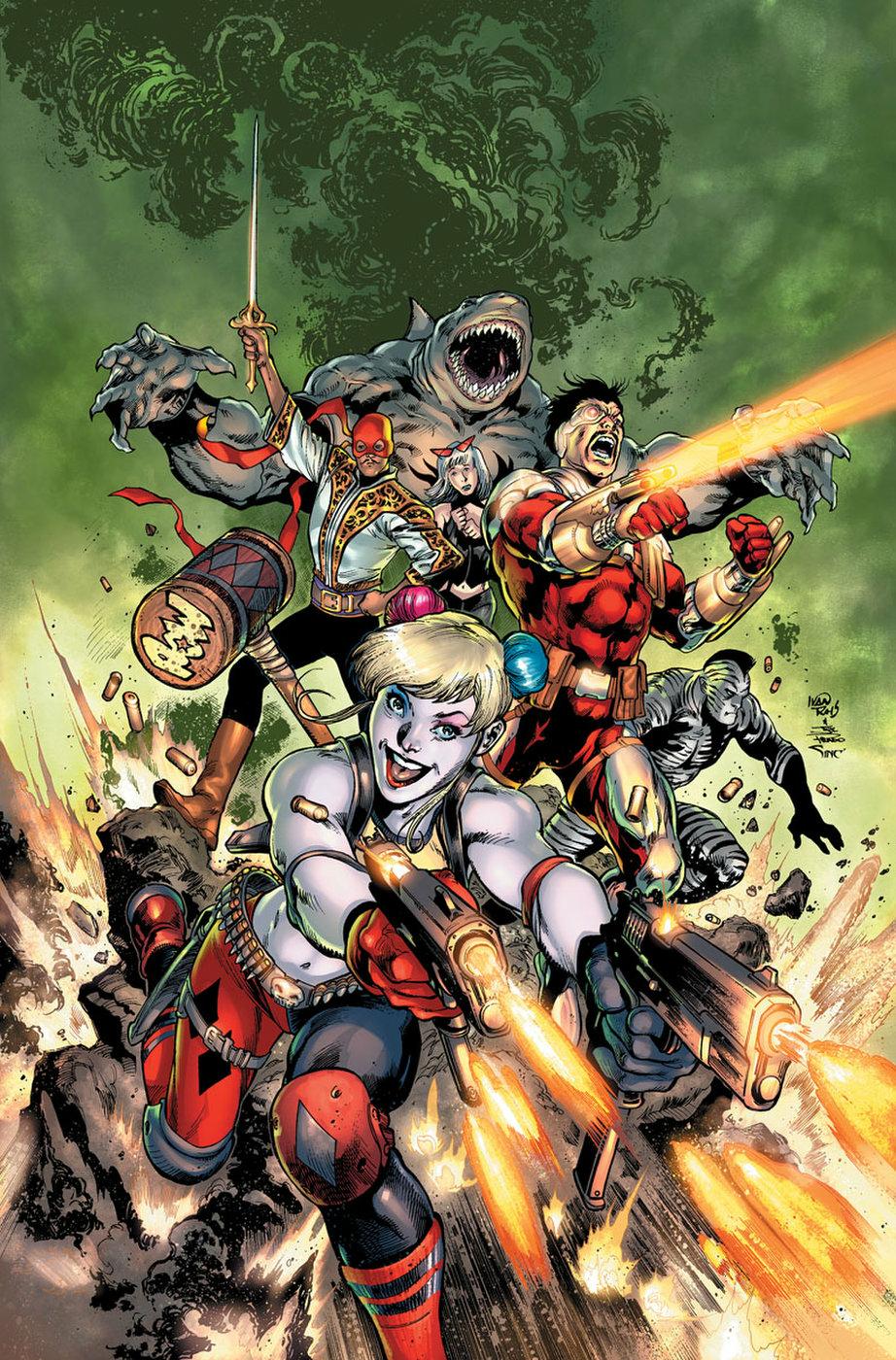 Suicide Squad (Volumen 6)