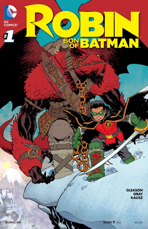 Robin: Son of Batman (Volumen 1)