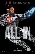 Cyborg All In