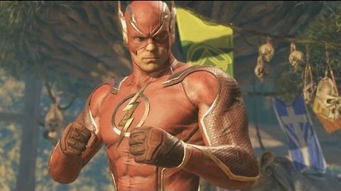 Injustice 2 - ¡Presentando a Flash!