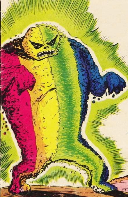 Rainbow Creature