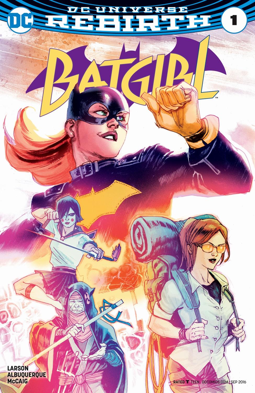 Batgirl (Volumen 5)