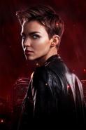 Batwoman poster Kate