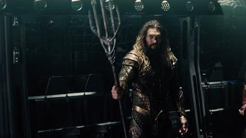 Justice League - Aquaman teaser trailer