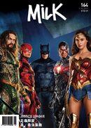 Justice League Milk Magazine 02