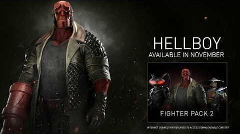 Injustice 2 - ¡Presentando a Hellboy!