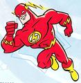 Flash DC Super Friends