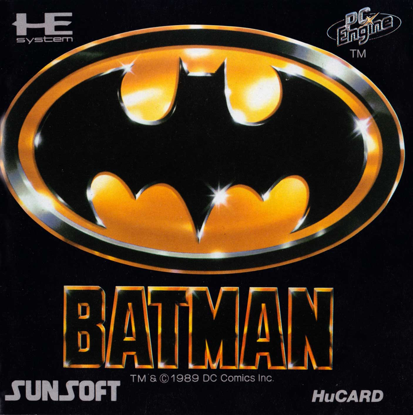 Batman (PC Engine)