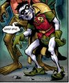 Bizarro Robin 01