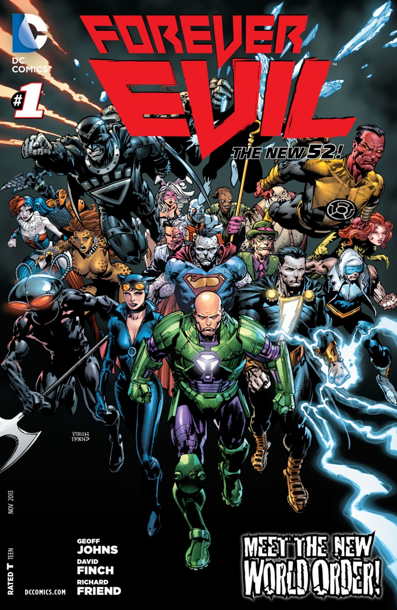 Forever Evil (Volumen 1)
