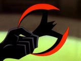 Terry's batarangs