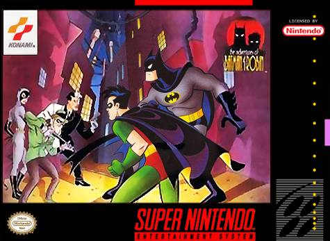 The Adventures of Batman & Robin: The Video Game
