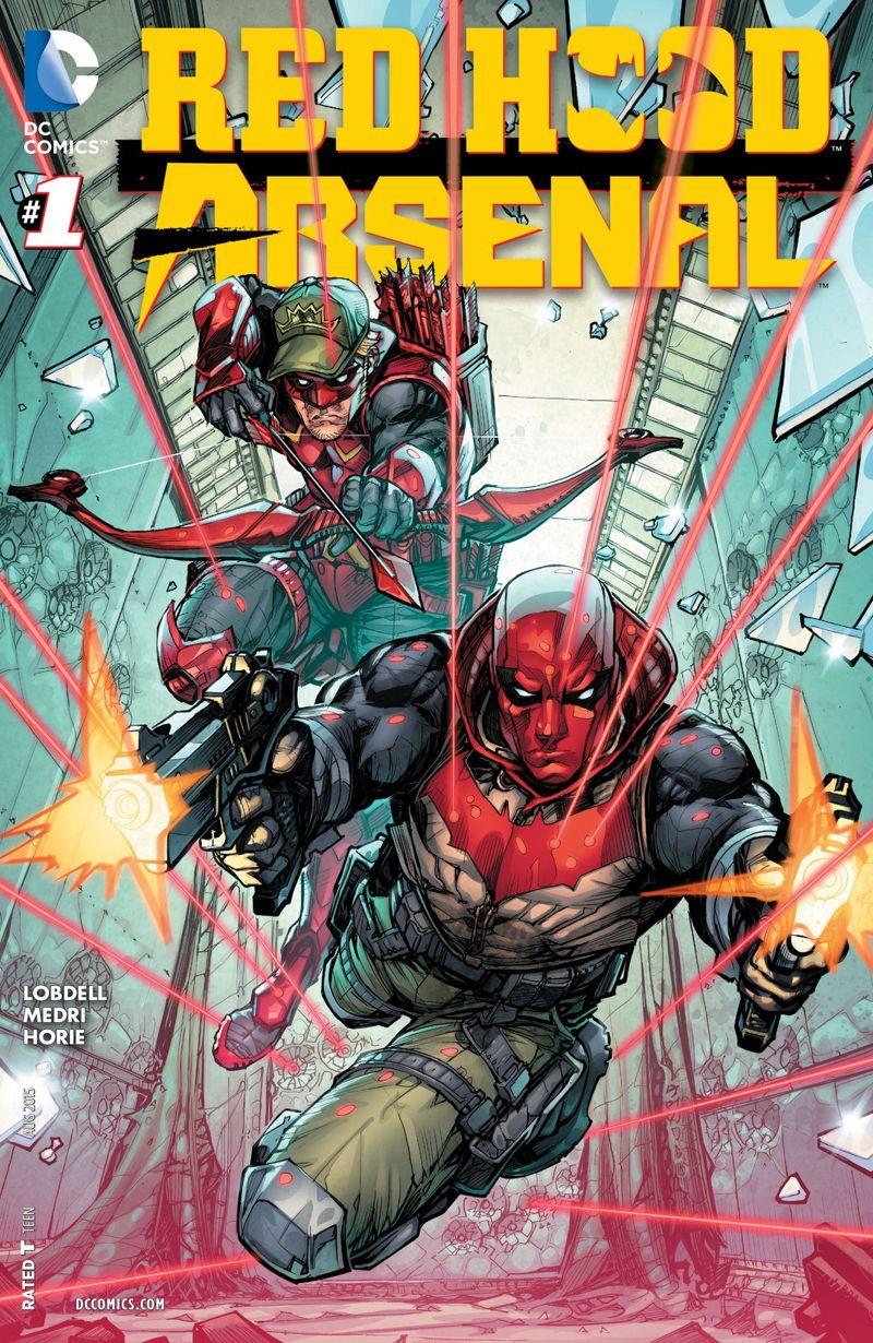 Red Hood/Arsenal (Volumen 1)