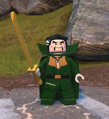 Ra's al Ghul (LEGO Video Games)