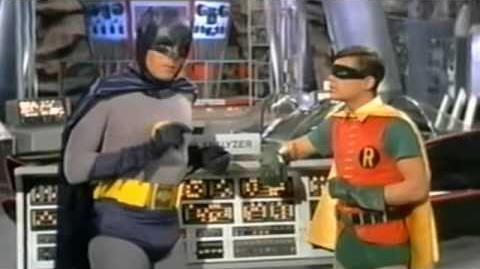 Batman 66 - Schlaumeier-Sprüche