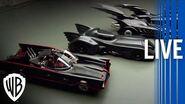 Batman The Batmobile Documentary Livestream Warner Bros