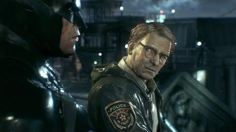 """The Official Batman Arkham Knight Gameplay Video – """"Officer Down"""""""