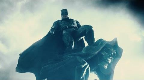Justice League - Batman teaser trailer
