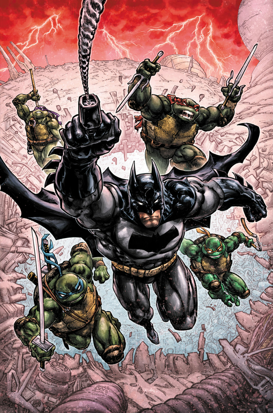 Batman/Teenage Mutant Ninja Turtles III (Volumen 1)