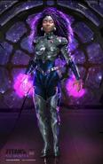 Blackfire Titans S3 arte