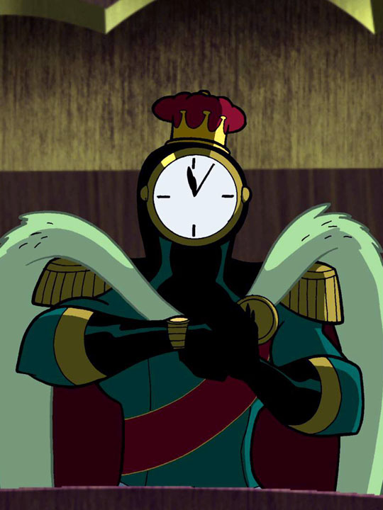 Clock King (Batman: The Brave and the Bold)