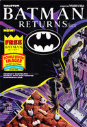 Batman Returns Cereal