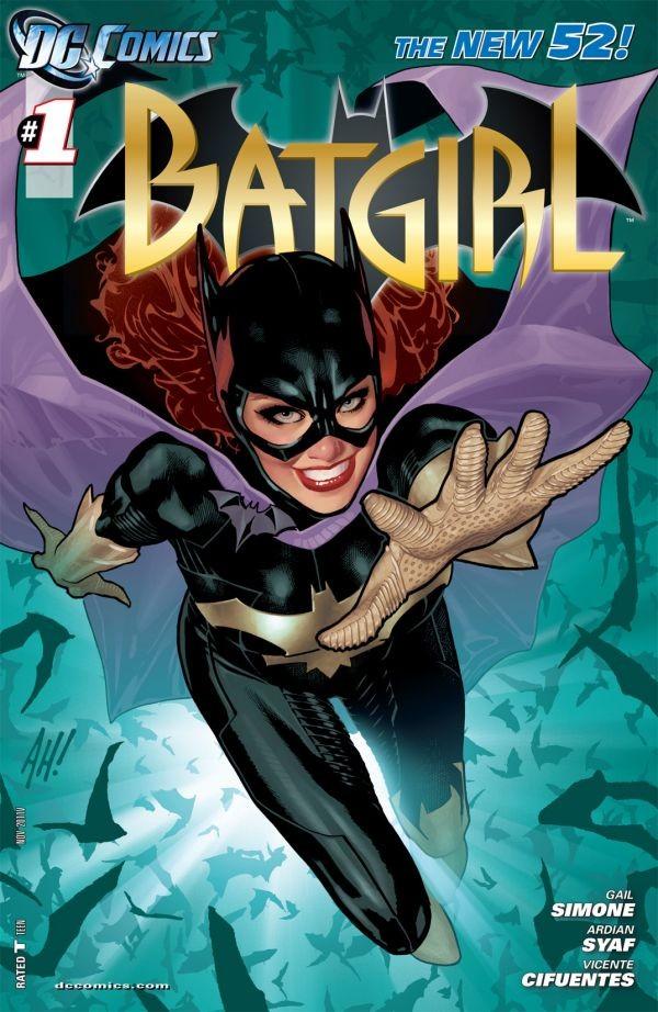 Batgirl (Volumen 4)