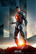 Cyborg Poster JL