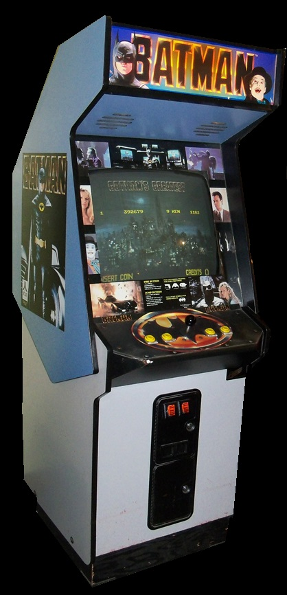 Batman (1989 Arcade Game)
