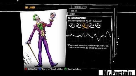 Batman AA - Tonbänder Der Joker