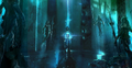 Aquaman in Atlantis