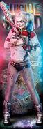 Harley Quinn SS Poster 03