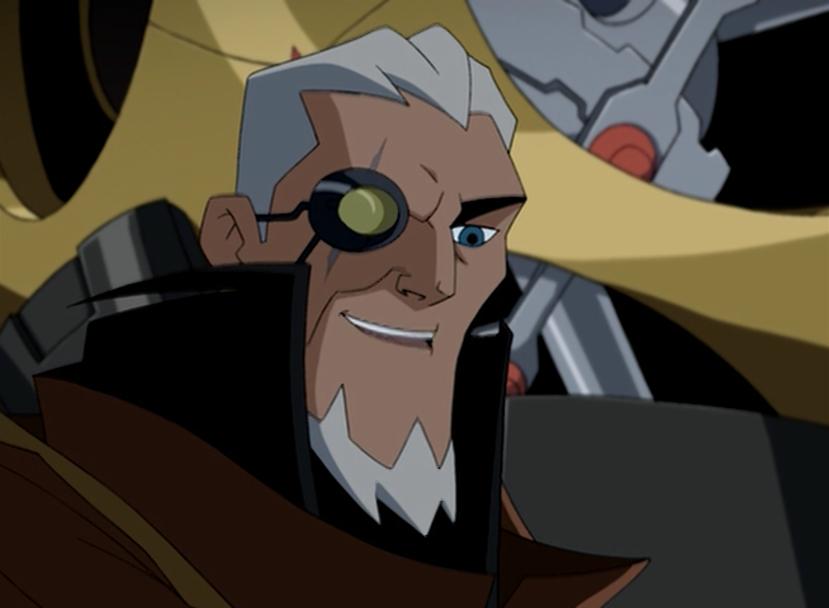 Count Vertigo (Matsudaverse)