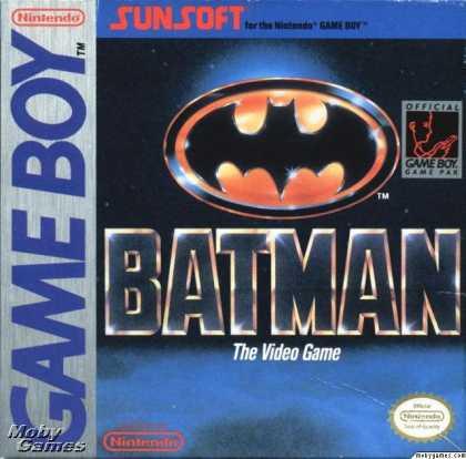 Batman (Game Boy)