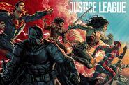 Justice League Lee Bermejo poster
