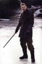 Ra's Al Ghul / Henri Ducard