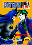 Batman - Revenge of the Joker Genesis