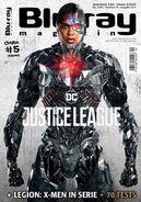 Blu-ray Magazin JL Cyborg